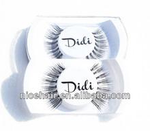 China popular wholesale false eyelashes can do customer package