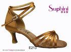 Women high heel sport shoes latin ballroom tango shoes