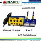 baku hot air blower portable blower heat gun heating element 603D Rework Station