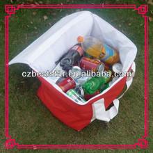 Folding Oxford Picnic Cooler Bag For Storaging Meals/ Fruits