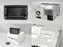 vw original RNS-510 navigation system 2014