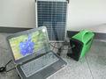 Portatble sistema de energía solar/electrodomésticos/la generación de energía