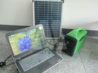 portatble solar energy system/ home appliances/ power generation
