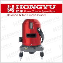 low level laser equipment,laser level HY-3-1V1H,HY-3-2V1H1D,HY-5-4V1H1D