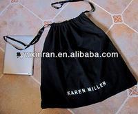 muslin package ipad drawstring bag /phone drawsring bag wholesale