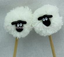 custom pencil of cute Sheep