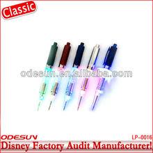 Disney factory audit manufacturer's uni ball pen 142214