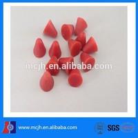 bauxite compounds red UP vibratory tumble abrasive