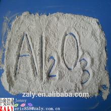 Belas calcinado Al2O3 Alumina para cerâmica, Refratários, Esmalte