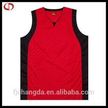 Custom new design european basketball uniform design