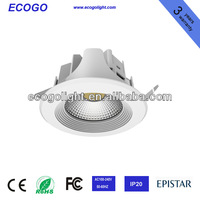 Einbauleuchten Flach Downlight 3 years warranty, COB downlight