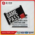 em branco pvc rfid controle de acesso de manga cartão rfid