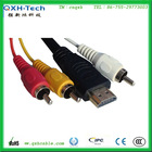 Digital Audio rca to optical cable with high quality
