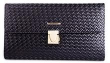 2015 fashion leather envelope handbag leather clutch bags for men