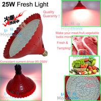 CE/RoHS certificate fresh meat led case lighting 13W,15W,18W,20W,22W, 25W