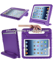 Shockproof EVA case for ipad, for ipad kids case