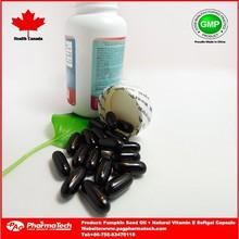 GMP pumpkin seed oil men's health capsule for prostation