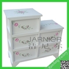 2014 Nature Handmade Wholesale White Wooden Display Cabinet With High Quality