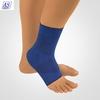 Good Qulaity Nlyon Elastic Cotton Ankle Support Ankle Brace Ankle Pads Blue