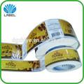 Cor personalizada etiqueta de vinil impressão, etiquetas adesivas etiquetas