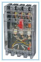 DZ15LE 100A 4P MODLED CASE CIRCUIT BREAKER