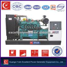 chinese biogas fuel generator set