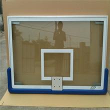 Tempered glass Basketball backboard, basketball hoop