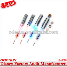 Disney factory audit manufacturer's 4 color ball pen with mechanical pencil 142233
