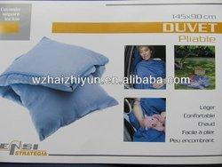 2014 Functional Travel Blanket