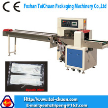 Automatic Disposable fork and knives packaging machinery