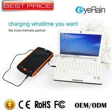 laptop powerbank, 23000mah solar charger new
