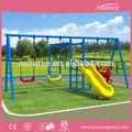 kunststoff spielplatz im freien dias schaukel mit childs kunststoff sitze spielz