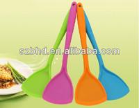 Colorful Kitchenware Silicone Cooking Truner/Brush Kichen Set