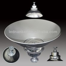 120lm/w led high bay light for Warehouse lighting high ceiling installation 3 years warranty
