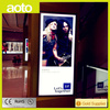 LED LIGHT BOX CRYSTAL SINGLE SIDE Picture Frame for display
