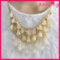 Fábrica de la venta de envío gratis de collares de moda 2014 wnk-276