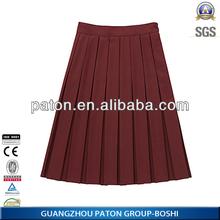 Hot Sell School Uniform, School Skirt for girls