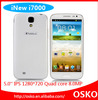 iNew i7000 MTK6589 Quad core 1.2GHz smartphone 5 inch capacitive screen 1280*720 1GB RAM 16GB ROM Android 4.2 Smart cell phone