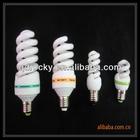 6000Hours Full spiral energy saving lamp 30W ESL E27