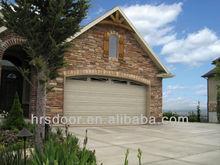 Cheap Sectional Garage door/ garage door window inserts