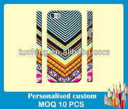 Pesonalised custom phone case sublimation printing