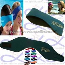 neoprene swimming sport head band