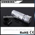 5 led-licht fahrrad hintere und vordere lampe billiger licht mit halterung