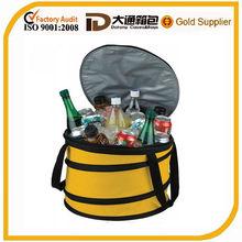 Promotional insulated cooler bag 6 can cooler bag beer cooler bag