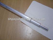custom 6063 t5/t6 adjustable telescopic tube aluminum with ISO certificates