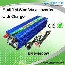 24v 4000w modified sine wave off grid 12v to 230v inverter circuit with charger