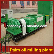2015 with CE ISO advanced palm oil mill screw press