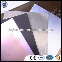 PE PVDF NANO ACP, Aluminum Dibond Panel