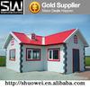 prefabricated villa/house/hotel/ mobile restaurant for sale