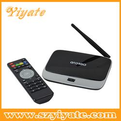 China Manufacturer Android Arabic Internet TV Box RJ45 Ethernet